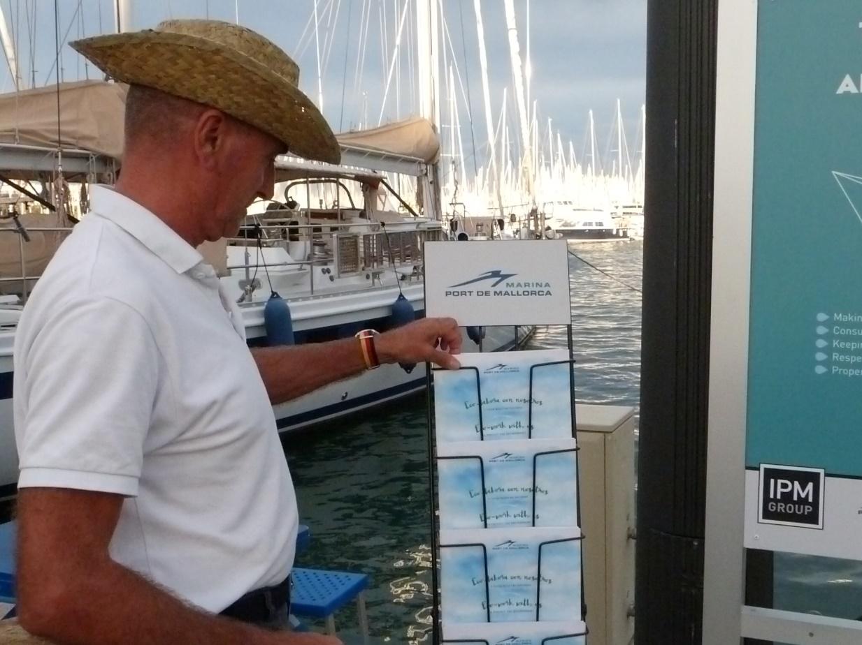 marina-port-de-mallorca-difunde-importantes-recomendaciones-medioambientales-entre-sus-clientes