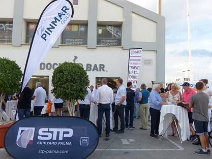 STP Shipyard Palma and Varadero Valencia present again at The Pinmar Golf