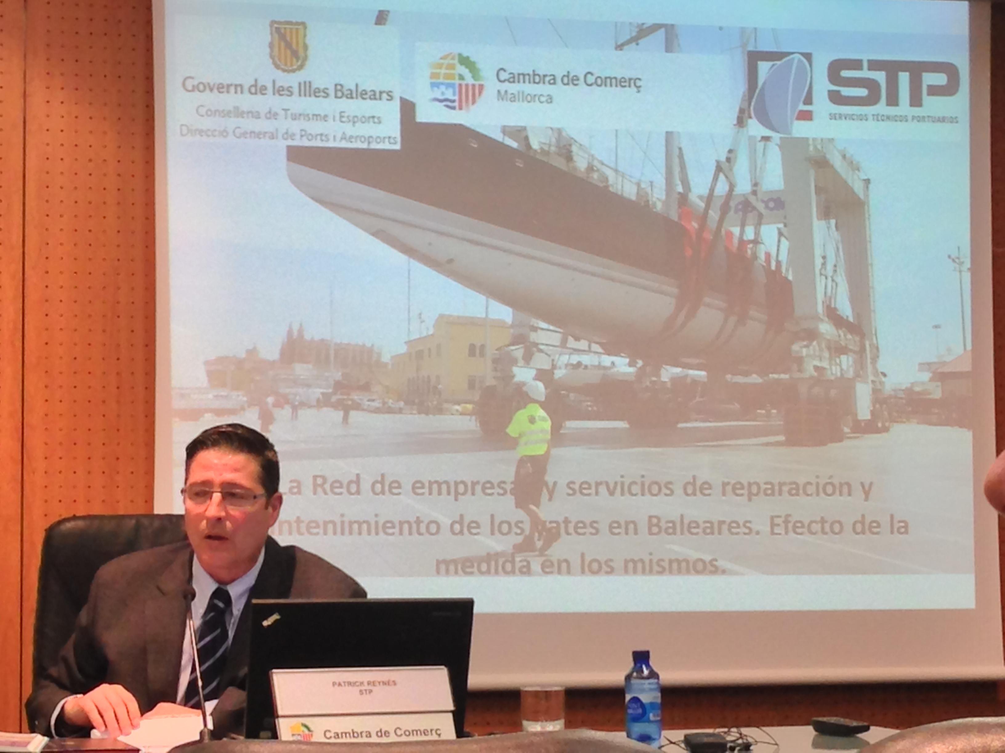 s-t-p-participa-en-una-interesante-jornada-sobre-las-perspectivas-náuticas-organizada-por-el-govern-en-la-cámara-de-comercio-de-palma-de-mallorca