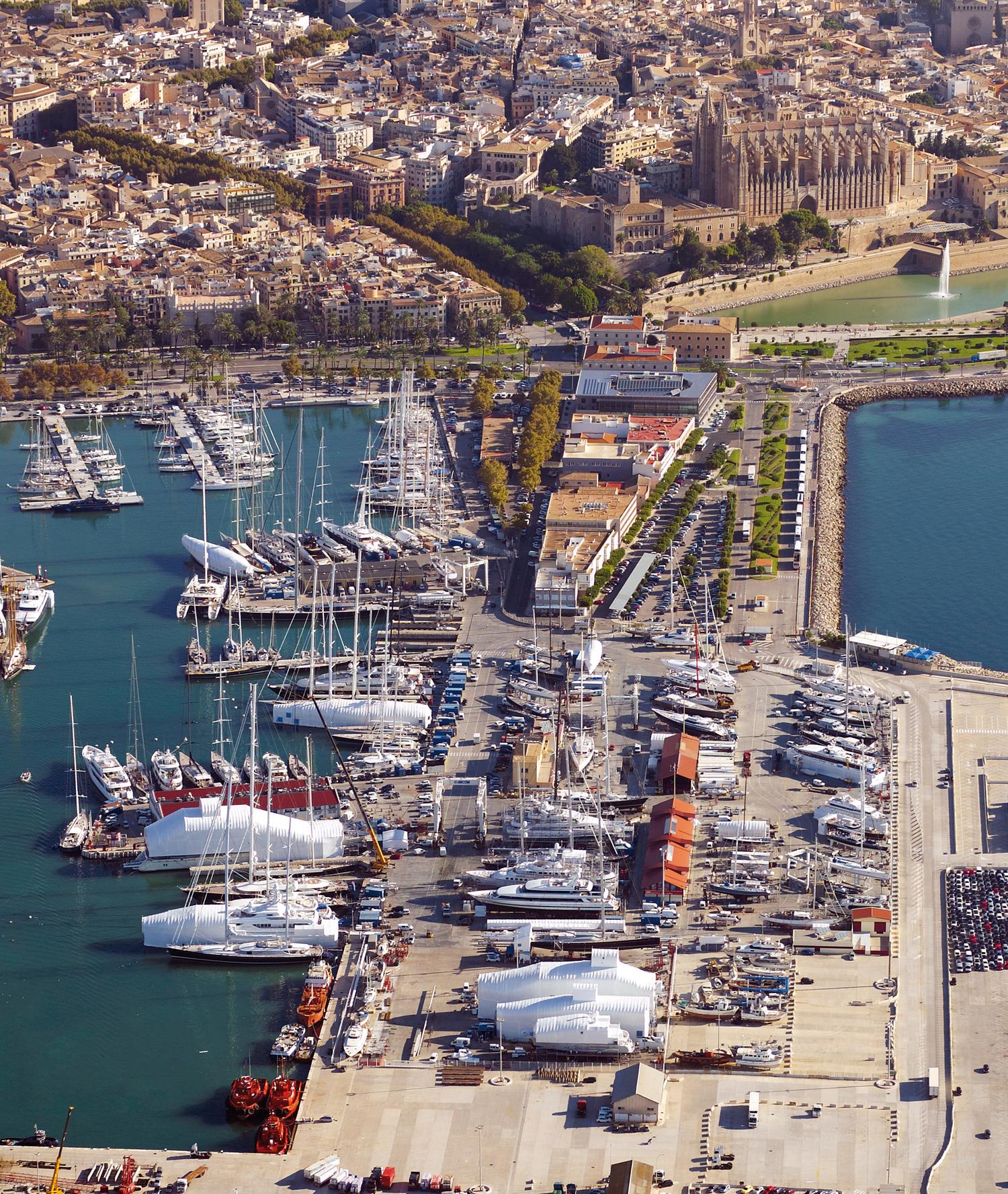 s-t-p-shipyard,-marina-port-de-mallorca-y-marina-palma-cuarentena-participan-en-el-salón-náutico-de-palma-presentando-novedades-muy-interesantes-para-todos-sus-clientes