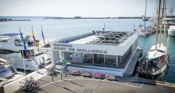 Marina Port de Mallorca reduce su huella de carbono
