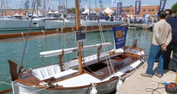 Marina Port de Mallorca brings a nostalgic touch to the Palma Boat Show with a 1941 llaut