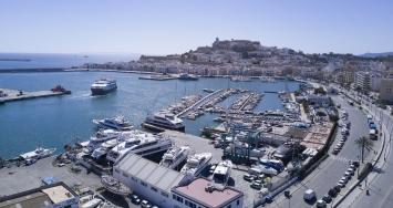Varadero Ibiza continúa con su actividad de manera segura, aplicando medidas sanitarias
