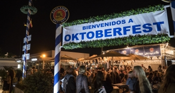 Marina Ibiza celebrates the Oktoberfest with its clients and friends