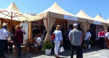 Especial presencia de Marina Ibiza en el  Palma Superyacht Show