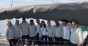 Marina Ibiza vuelve a participar en  la III edición de la Regata de Travesía APD