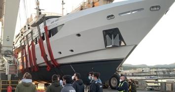 STP Shipyard Palma recibe en sus instalaciones a los alumnos del Máster en Industria Náutica de la UIB