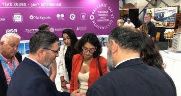 IPM Group participates in FLIBS with STP Shipyard Palma and Marina Ibiza as facilities of reference in the repair and recreational sector of the Balearics