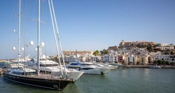 Se inicia la gestión de la nueva Marina Port Ibiza, antigua Ibiza Magna,  de la mano de su nueva concesionaria