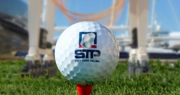 STP Shipyard Palma estrena  bar benéfico en la edición más especial del Pinmar Golf