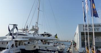 Marina Port de Mallorca recibe al Energy Observer en apoyo de su expedición para combatir  el cambio climático