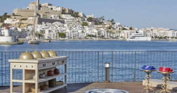 Roto and Marina Ibiza are transformed into the stage for MasterChef Celebrity 5