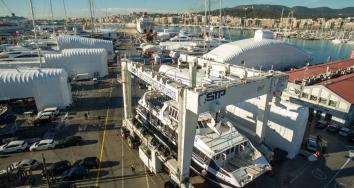 STP Shipyard Palma apuesta por la sostenibilidad en sus instalaciones