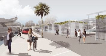 Marina Ibiza introduces its new commercial area project for 2019 in Monaco