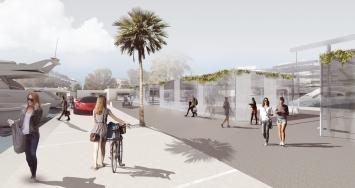 Marina Ibiza presenta en Mónaco su proyecto de zona comercial para el 2019