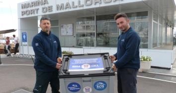 Marina Port de Mallorca renueva su acuerdo de protección animal con la Fundación Palma Aquarium