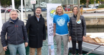 Marina Port de Mallorca will clean up to 1.5 kg of plastics and garbage from the sea daily