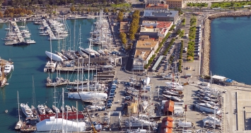 STP Shipyard, Marina Port de Mallorca and Marina Palma Cuarentena are to take part in Palma Boat Show, presenting very interesting new features for all their clients