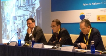 José María Campuzano, CEO of STP Shipyard PAlma, attended the prestigious ATPYC's National Congress
