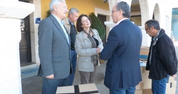 El Grupo IPM entregó las donaciones de su Operación Kilo 2014