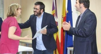 La Consejería de Medioambiente, Agricultura y Pesca reconoce la intensa labor medioambiental de Marina Port de Mallorca renovando su distintivo EMAS