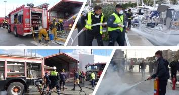 Así se preparan las instalaciones del Grupo IPM para afrontar una posible emergencia