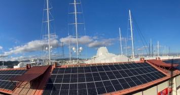 STP Shipyard Palma apuesta por nuevas  medidas sostenibles
