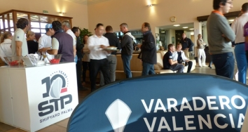 STP Shipyard Palma and Varadero Valencia participate in The Pinmar Golf Tournament