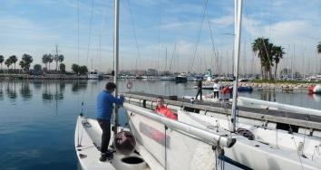 Varadero Valencia celebra una regata informal para clientes y amigos