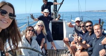 Marina Ibiza de nuevo puerto anfitrión de la 4ª Regata de Travesía APD