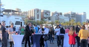 Marina Port de Mallorca inaugura una nueva temporada que parece superar las expectativas.