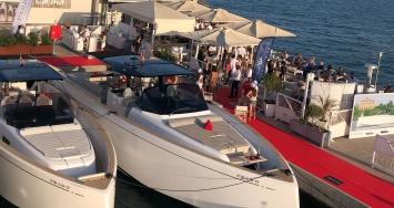 Pardo Yachts presenta en Marina Ibiza sus nuevas embarcaciones