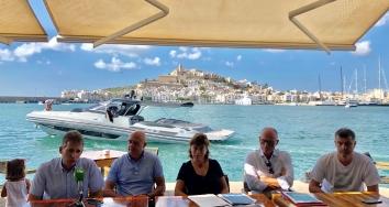 Marina Ibiza Socio Promotor del Primer Foro Marino de Ibiza y Formentera