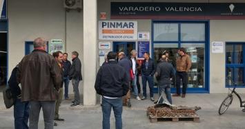 Varadero Valencia celebra una jornada muy especial para capitanes