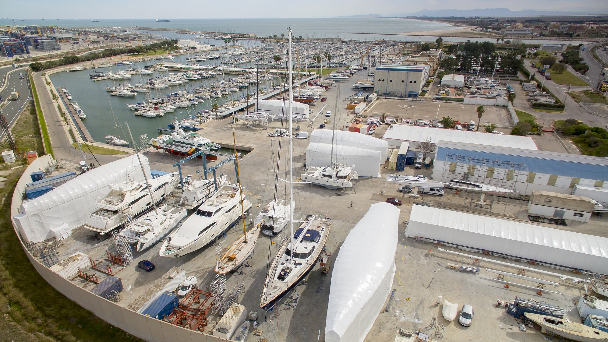 IPM Group presents its latest news in the 36th edition of the Palma Superyacht Show
